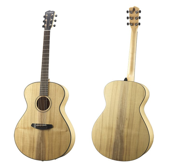 Breedlove Offers Concerto Acoustic Guitar Body In New Guitar Models
