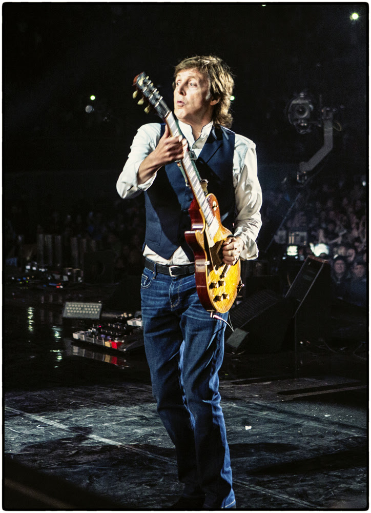 Paul Mccartney Tour  Chicago