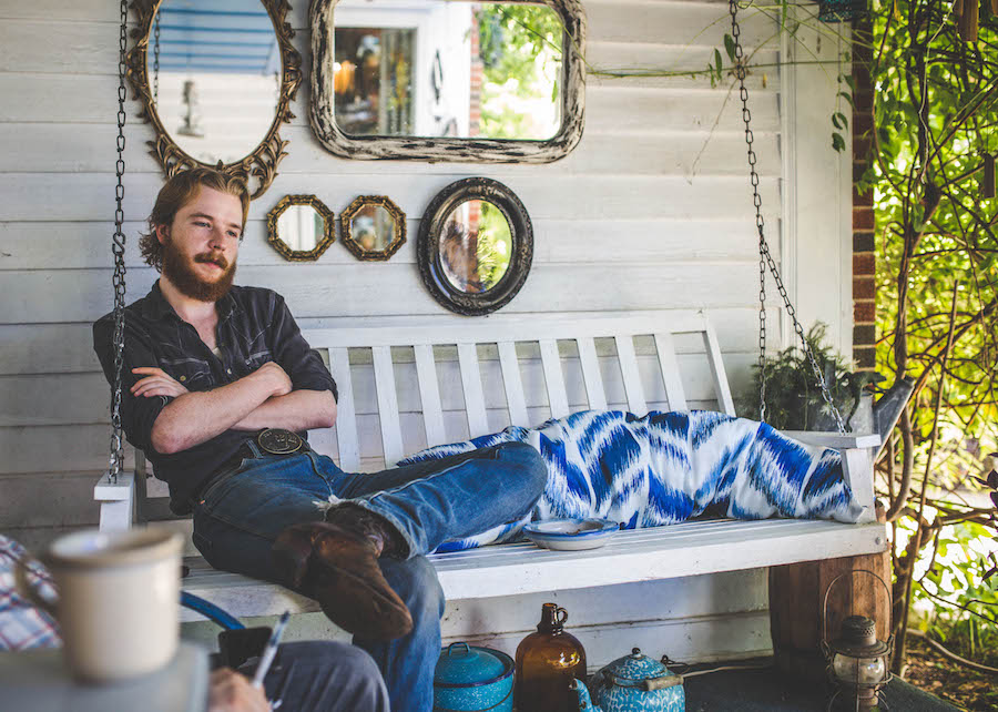 Colter Wall: The Holes Are All That's Real « American Songwriter