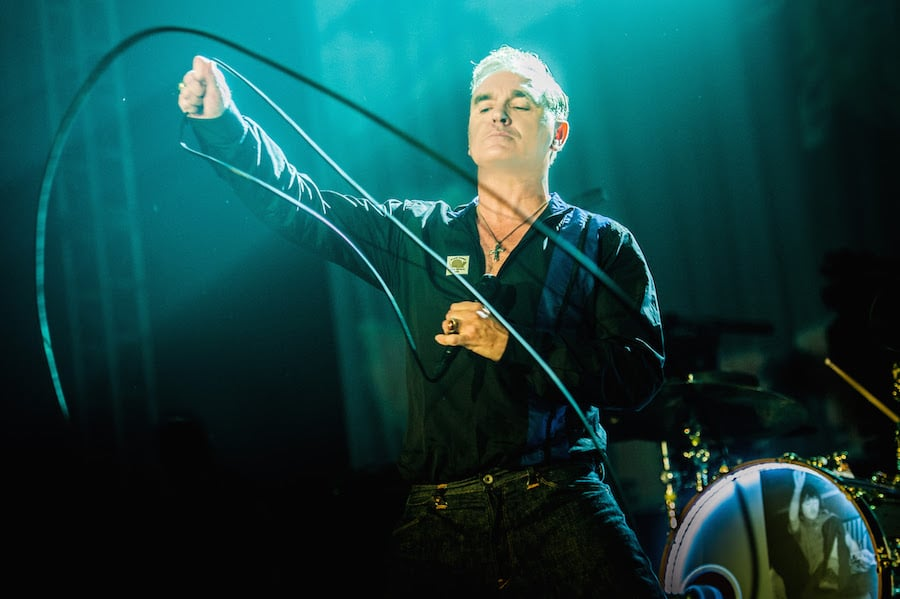 Listen to Morrissey's new single, 'Spent The Day In Bed'