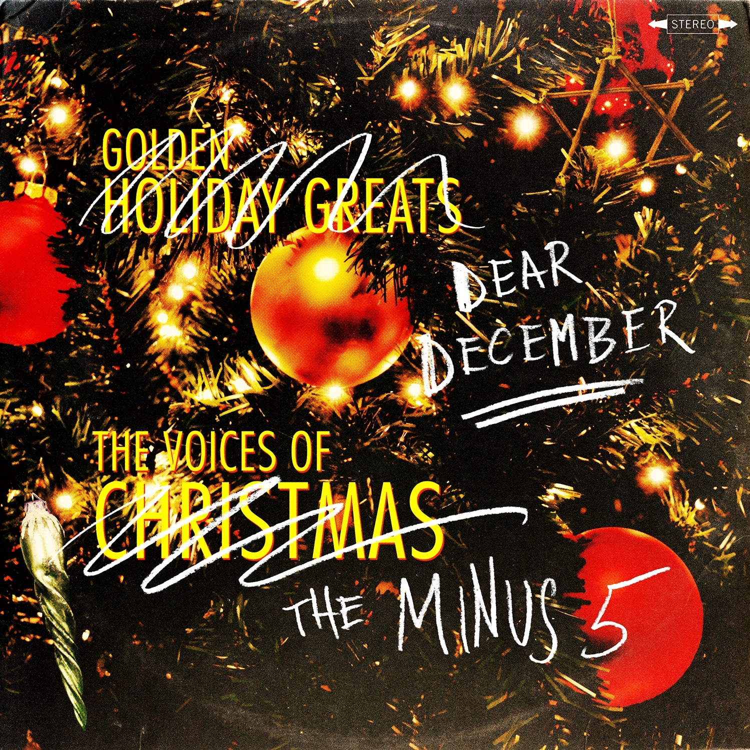 it may not be a new christmas classic but youd expect nothing less from scott mccaughey as he takes the form of an indie santa claus - Christmas Classic