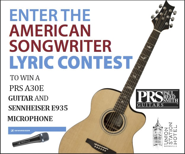 Enter the March/April 2018 Lyric Contest « American Songwriter