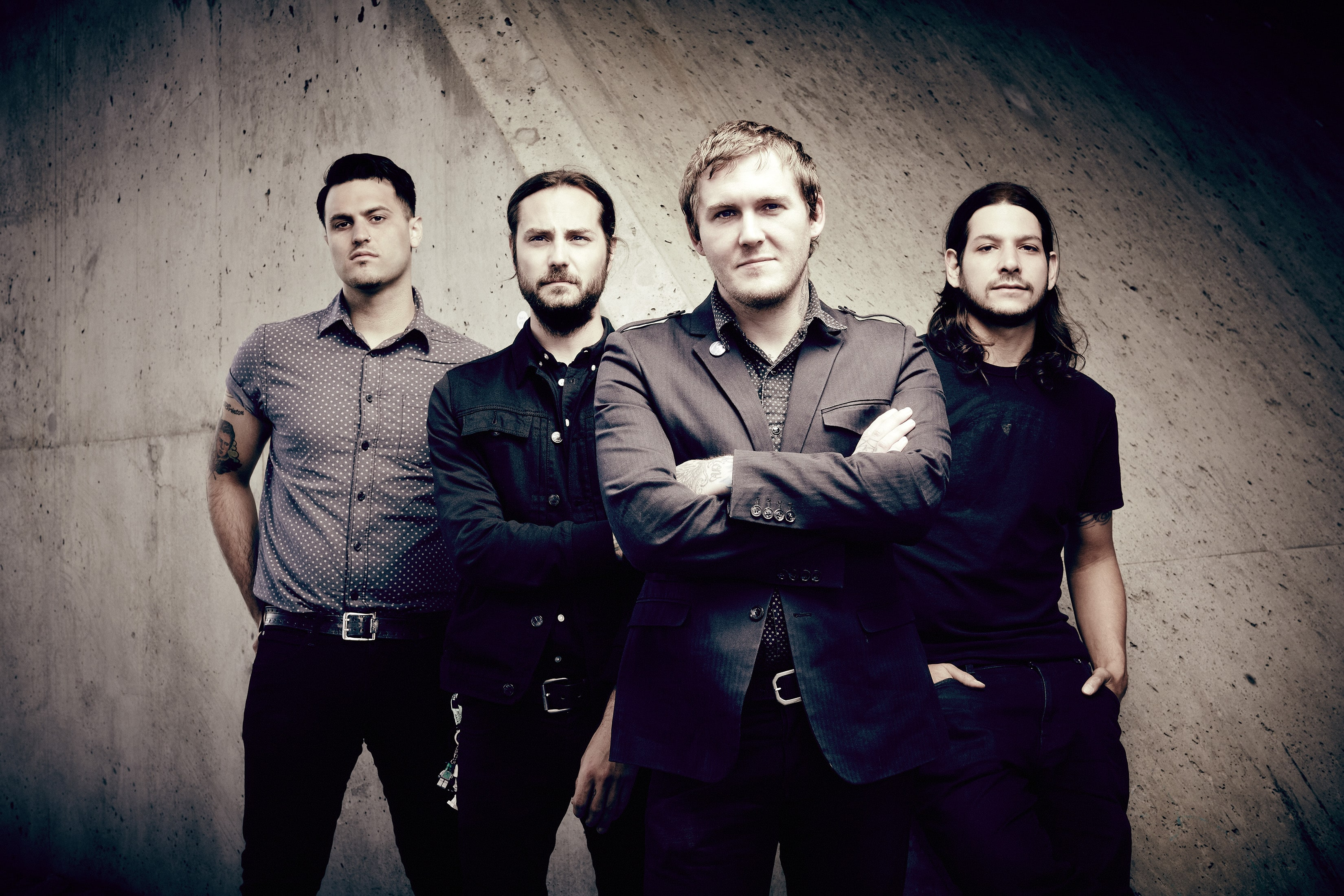 The Gaslight Anthem Will Mark The 59 Sounds Tenth
