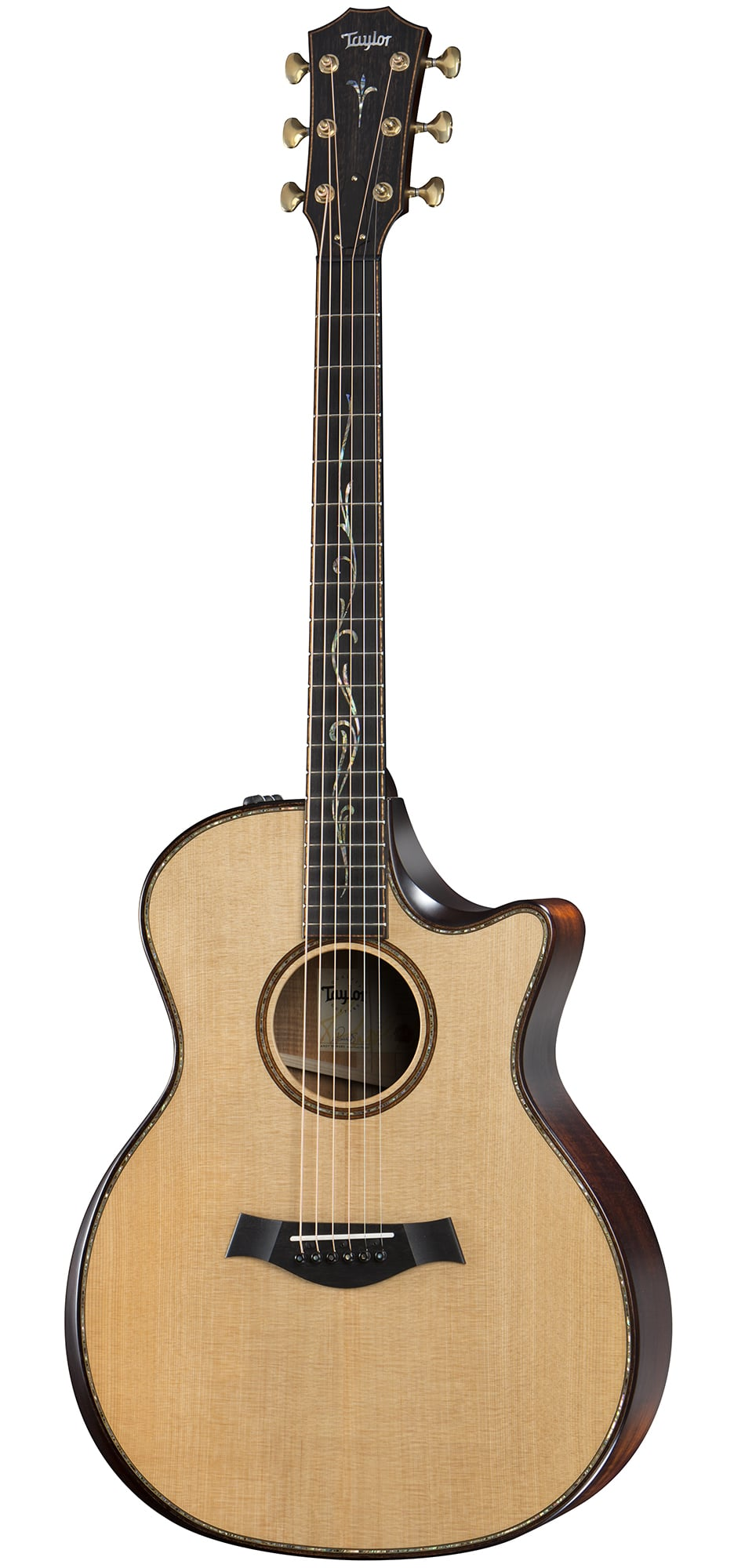 Taylor Guitars Builder's Edition K14ce Grand Auditorium ...