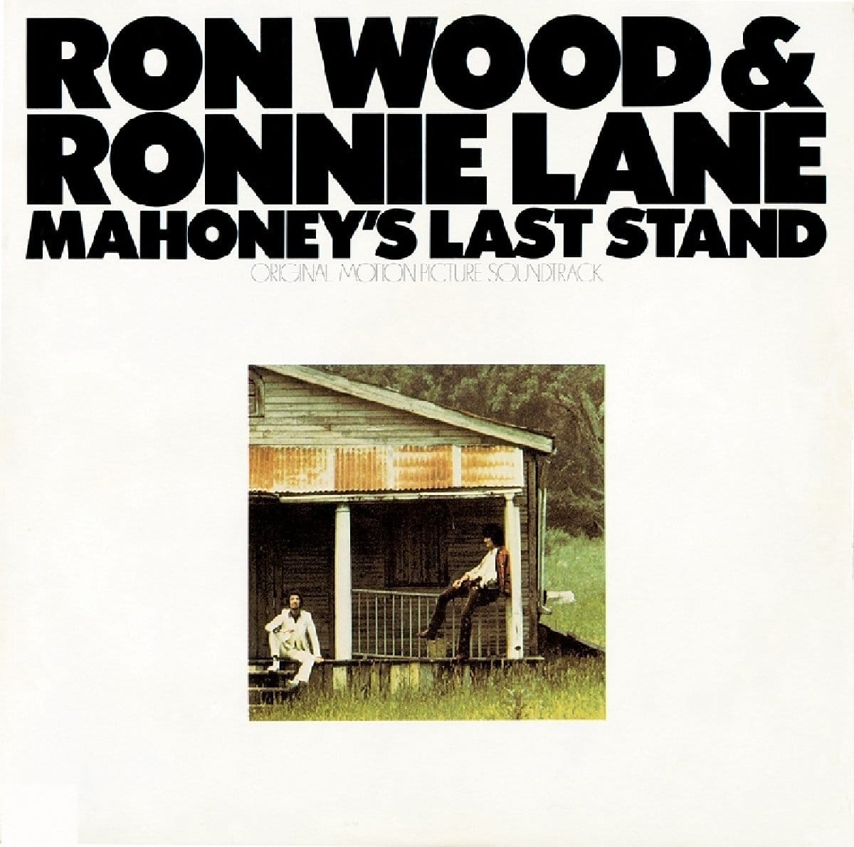 Ron Wood & Ronnie Lane: Mahoney\'s Last Stand -- Original Motion ...