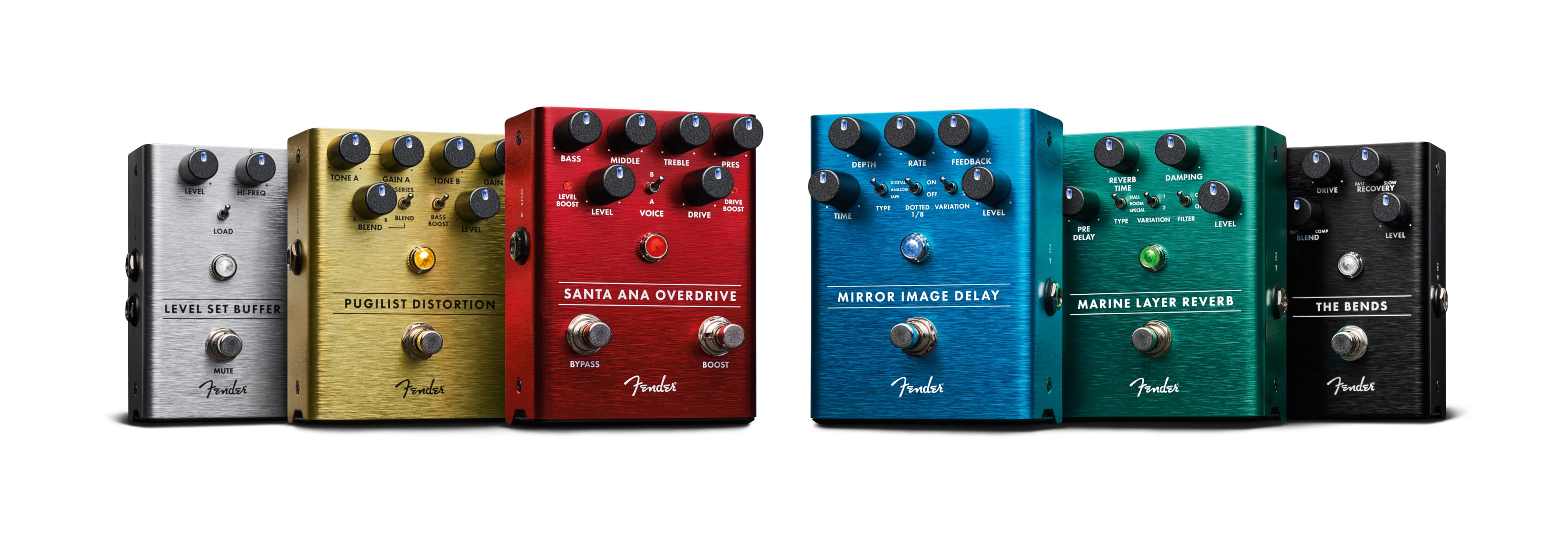 fender effects pedals review american songwriter. Black Bedroom Furniture Sets. Home Design Ideas