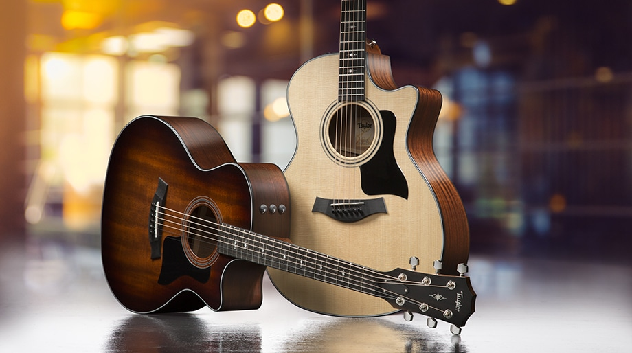 Taylor® Guitars' Award-Winning V-Class Bracing Now ...