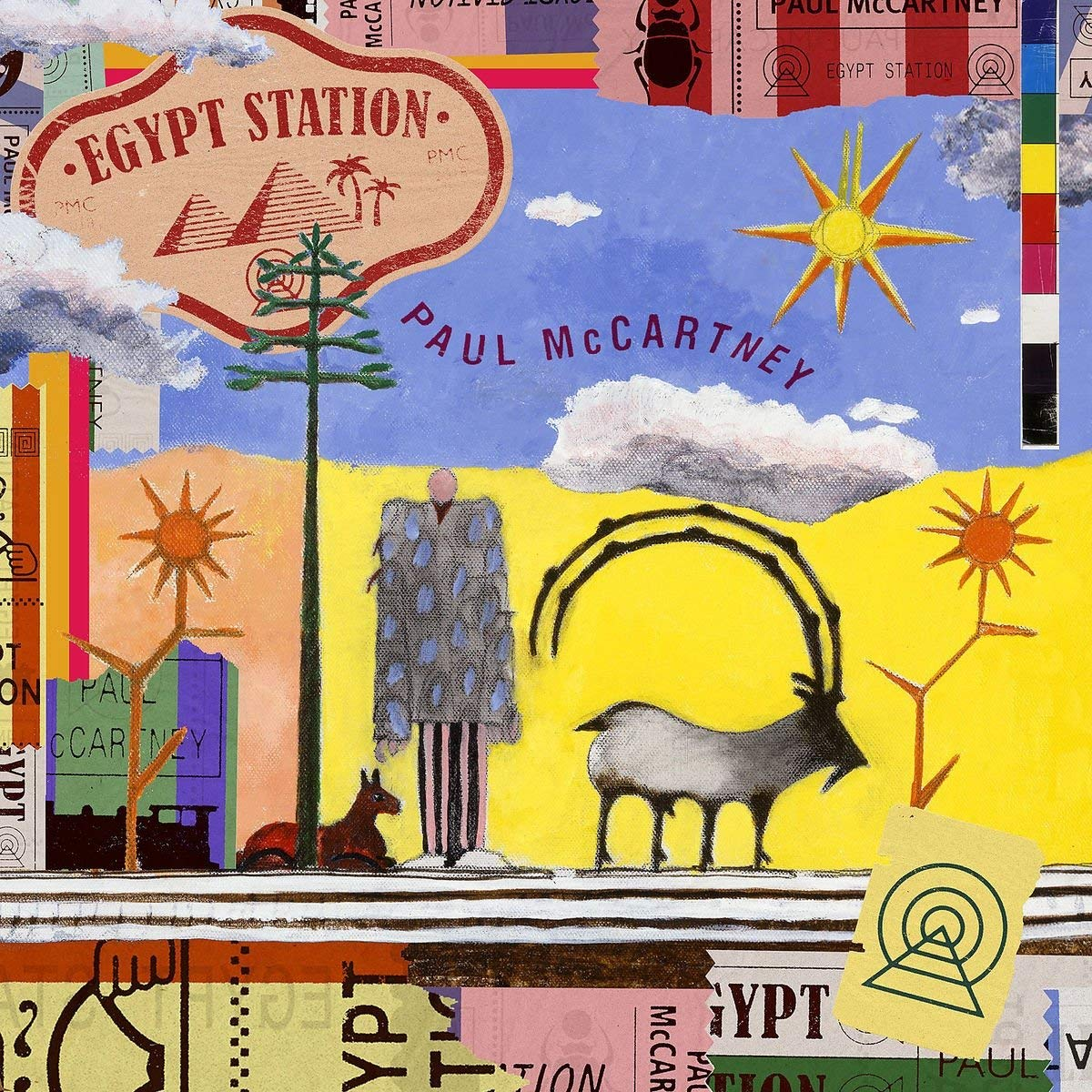 Paul McCartney premieres new solo album, Egypt Station: Stream