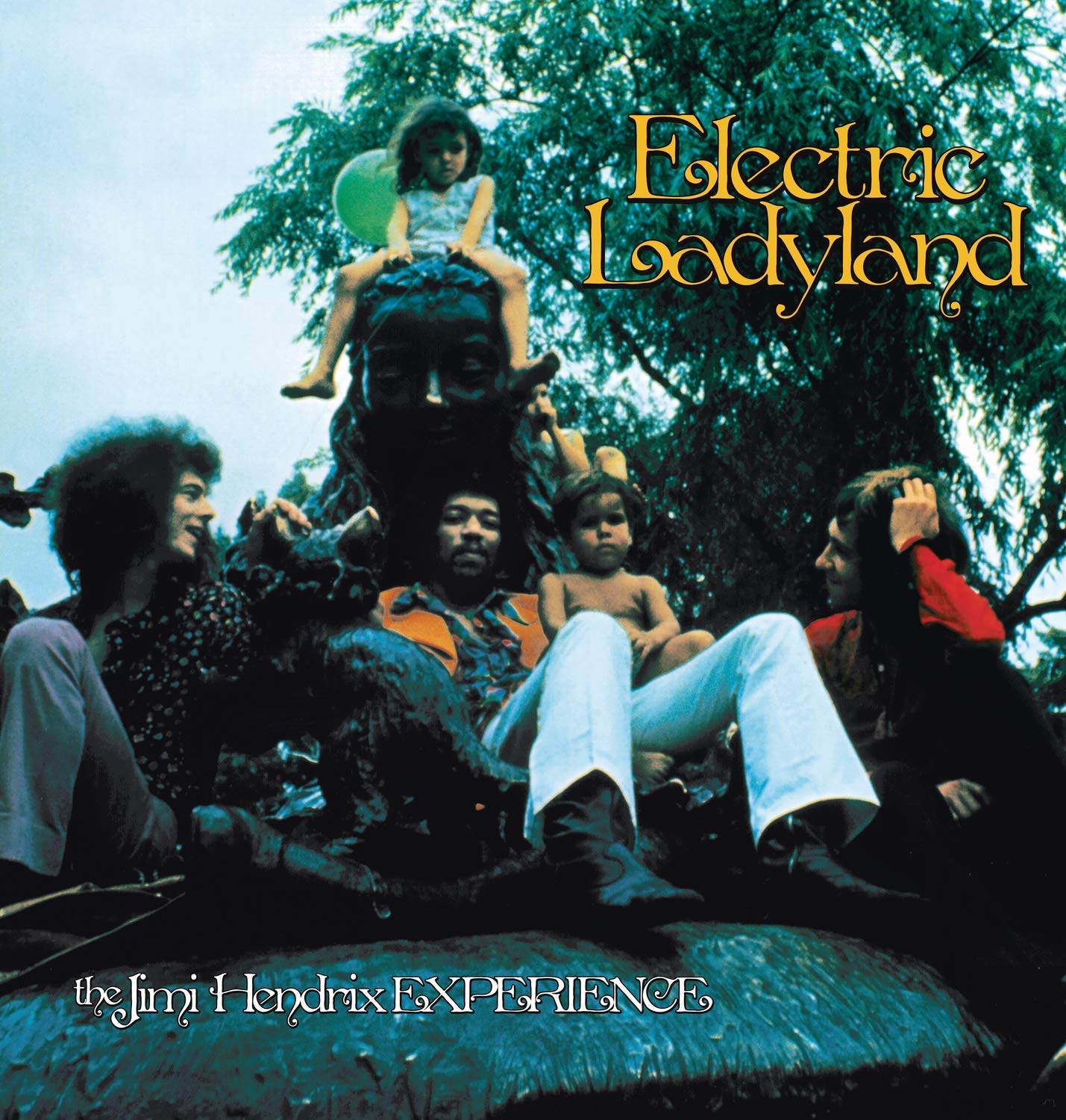 The Jimi Hendrix Experience: Electric Ladyland — Deluxe Edition (50th Anniversary Box Set) « American Songwriter