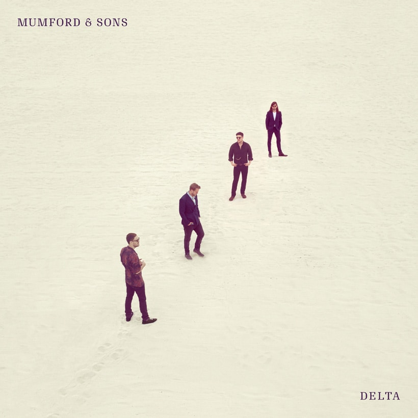 Image result for Mumford & Sons, DELTA (Glassnote