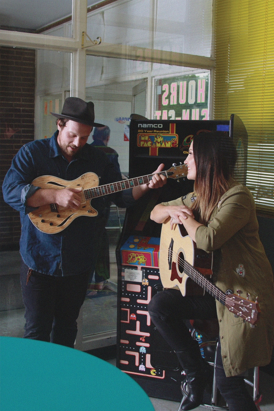 the holiday gear guide featuring natalie hemby and darrin bradbury american songwriter. Black Bedroom Furniture Sets. Home Design Ideas