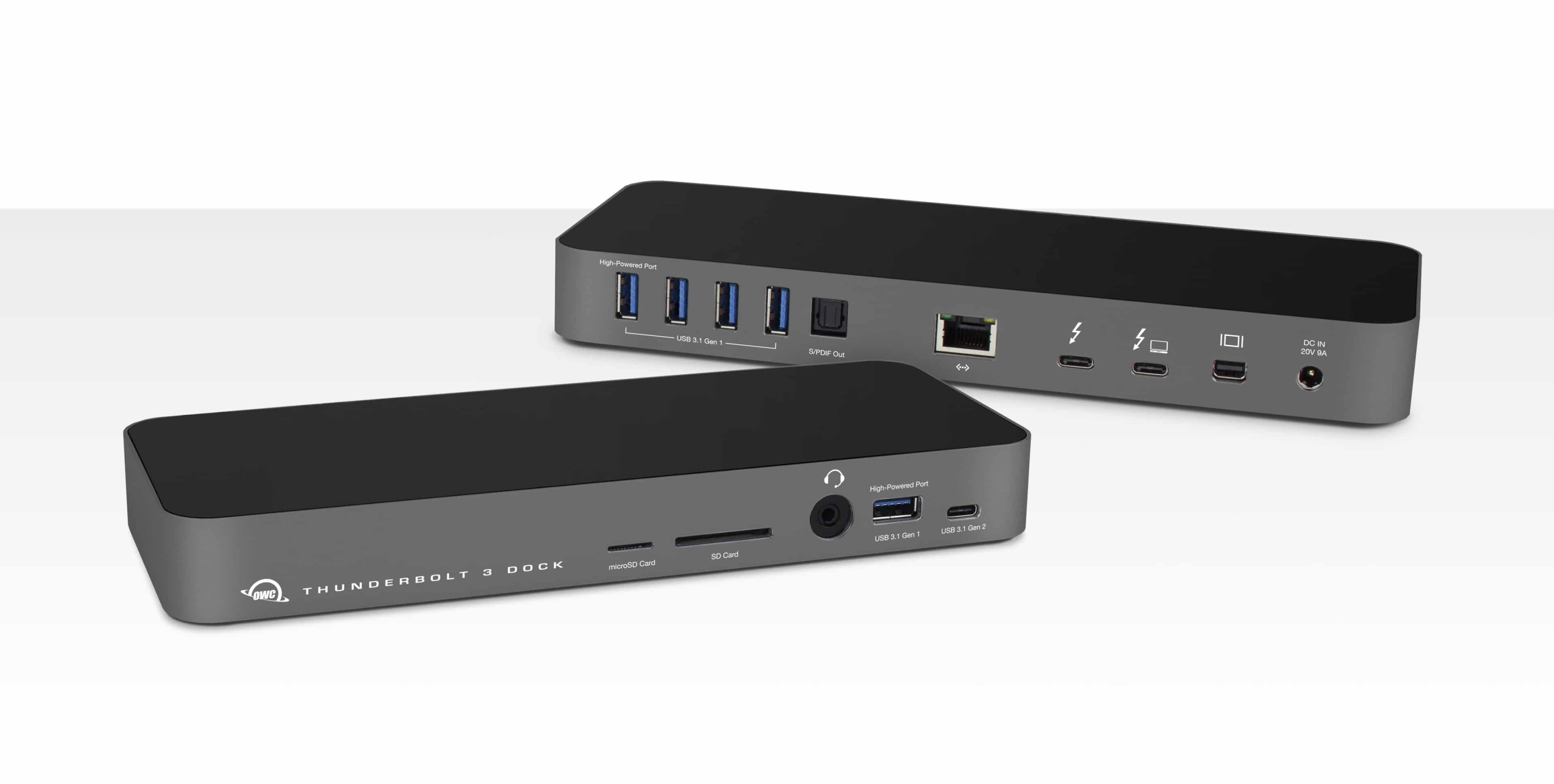 OWC Thunderbolt 3 Dock Review « American Songwriter