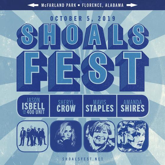 ShoalsFest poster