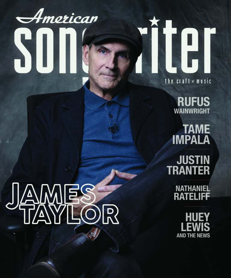 james taylor american songwriter cover