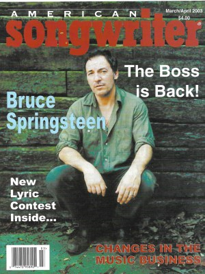 2003 Back Issue