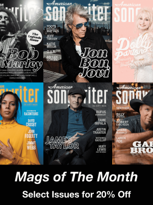 Mags of The Month